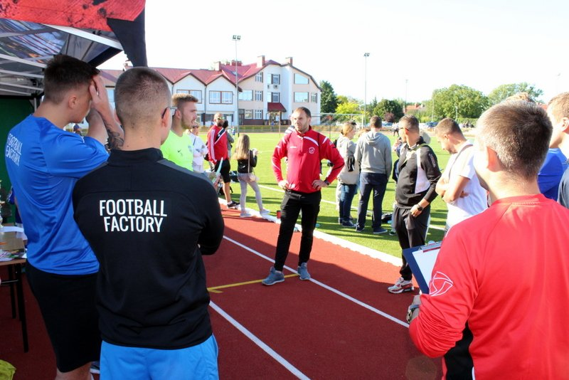 IV Football Factory Cup